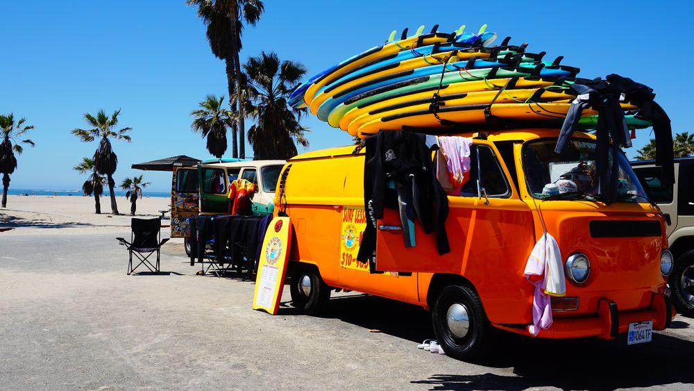 Jour 3: Venice Beach (again!)