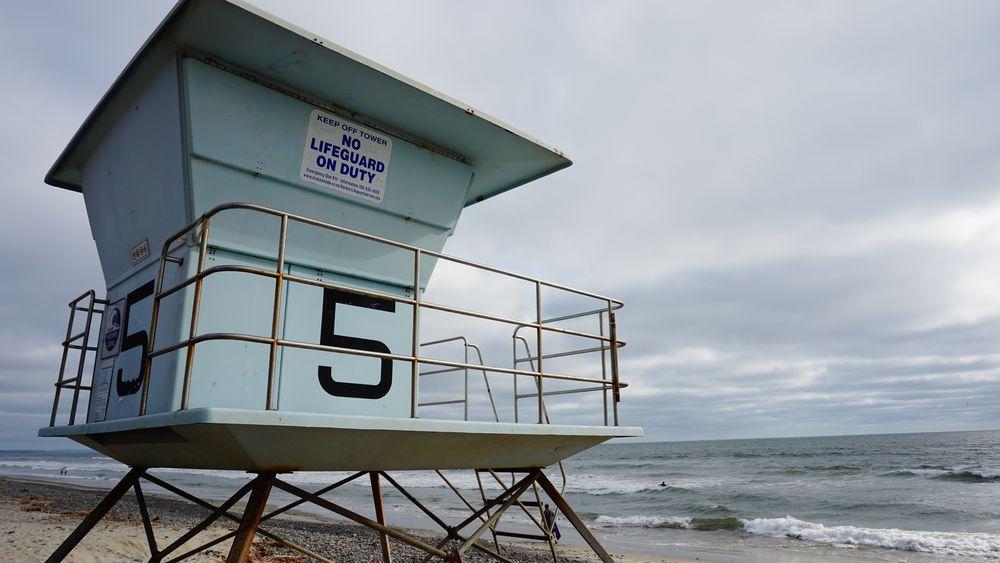 Jour 5: Seal Beach, Huntington Beach, Oceanside et retour…