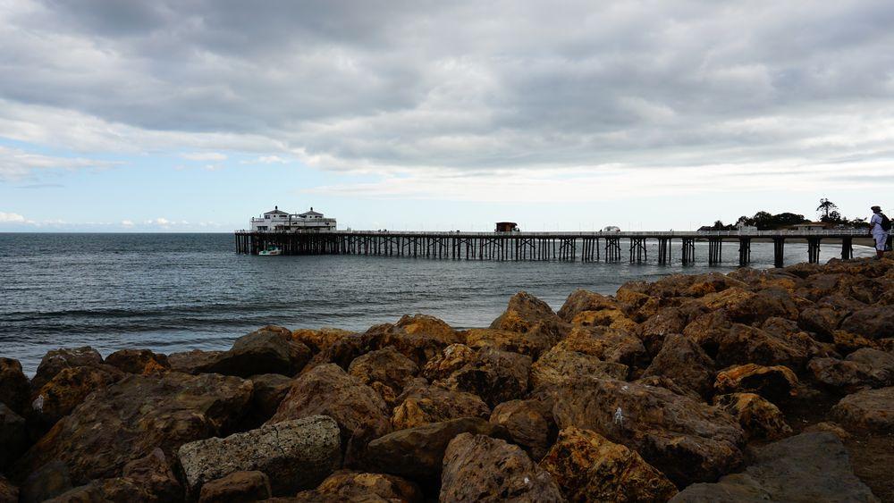 Jour 6: LACMA, Quilt Emporium, Reel Inn & Malibu Beach/Pier