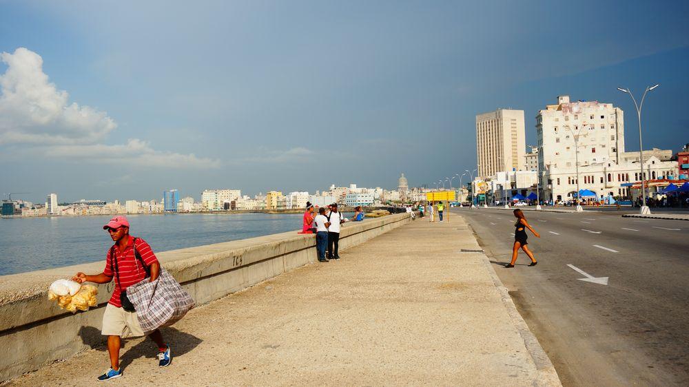 La Havana, dia 1