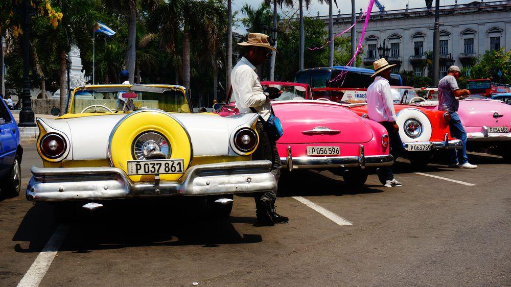 La Havana, dia 2