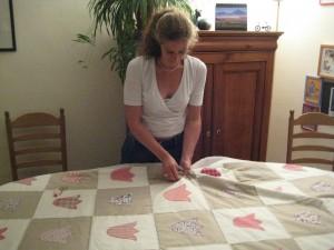 je bâtis le patchwork