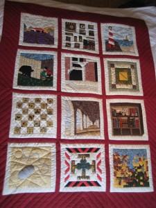 patchwork de la vie