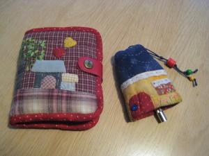 portefeuille et porte-clés