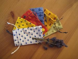 sacs de lavande