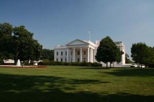 Le jardin de la Maison Blanche