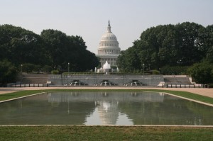 Le Capitole rassemble sous son dôme les Chambre, Sénat et Cour suprême
