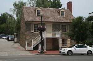 The Old House, la plus ancienne habitation du temps des colons encore debout