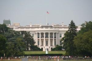 La baraque d'Obama, de face...